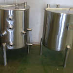 Dairy-Tanks